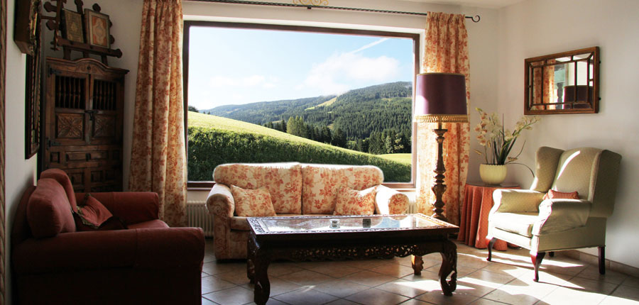Hotel Alpenkrone, Filzmoos, Austria - window view.jpg